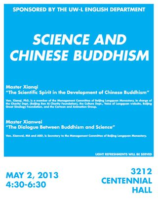 ScienceandChineseBuddhismRevised