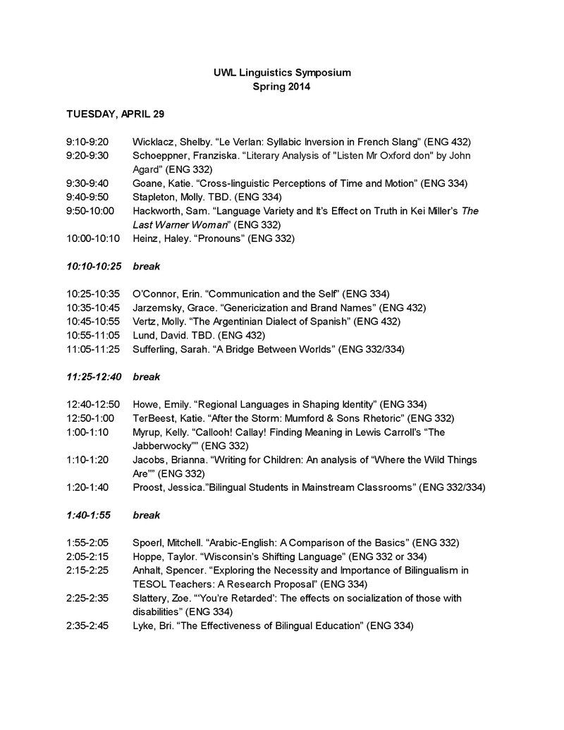 Linguistics Symposium-Spring 2014_Page_2