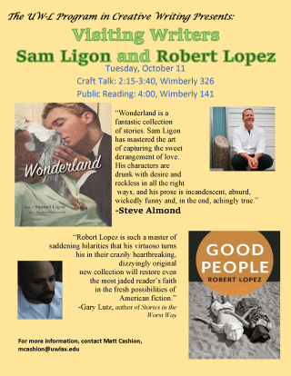 Fall 2016 Ligon and Lopez Flyer