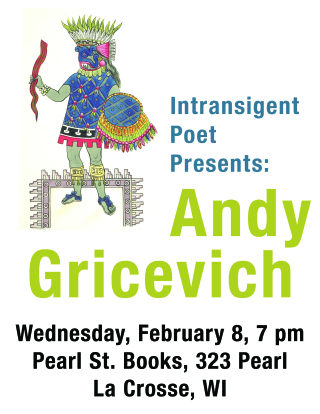 Andy Gricevich Flyer
