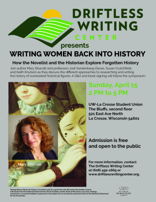 DWC_Writing Women Back into History Poster_jpeg
