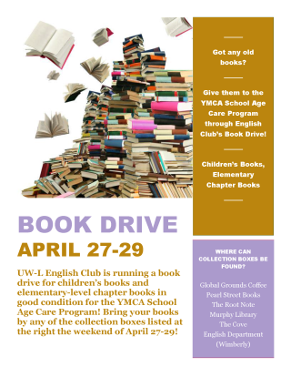 BookDriveFlyer