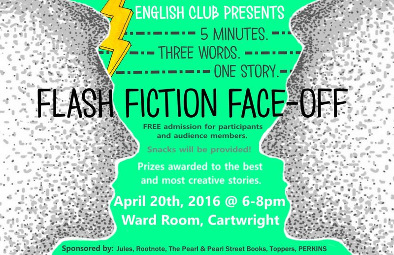 Flash Fiction Face Off 2016