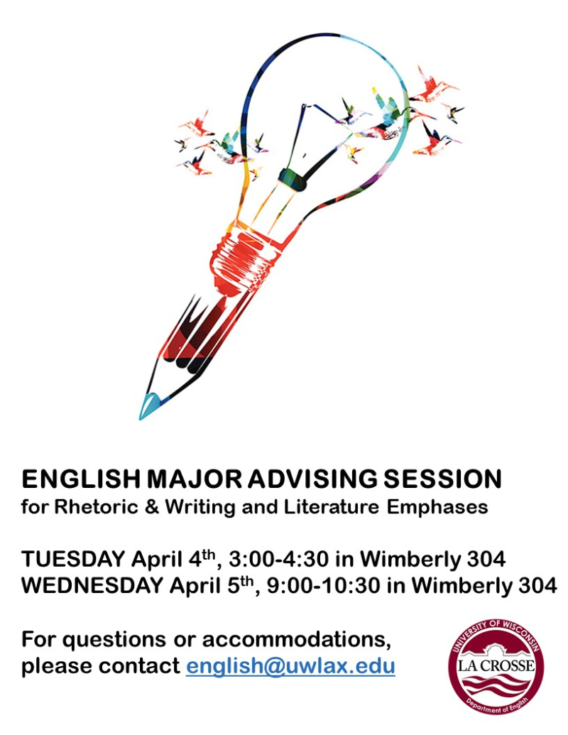 English Major Advising Sp17
