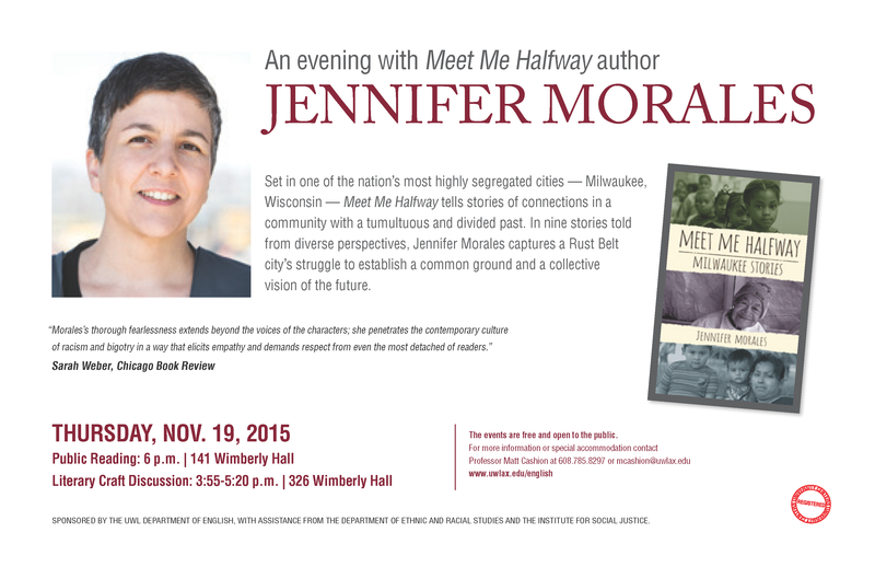 Jennifer Morales Event