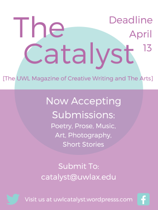 Spring 2018 Call for Submissions
