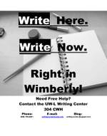 Writingcenterposter